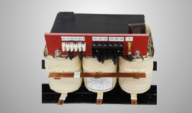 Three Phase Transformers Image